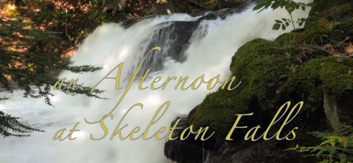 Afternoon at Skeleton Falls